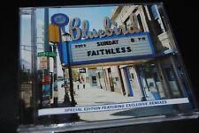 "FAITHLESS ""Sunday 8PM"" CD SPECIAL EDITION / CHEEKY - 74321 850822 / 2001"