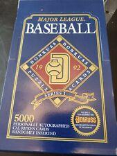 Donruss 1992 Major League Baseball 10 Cards/1$ pick your lot List in description
