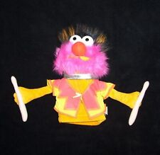 Disney Gund The Muppet Muppets Show Drummer Animal Monster Hand Puppet Plush