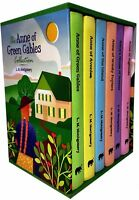 Anne of Green Gables Collection 6 Books Box Set Gift Pack by L.M. Montgomery New