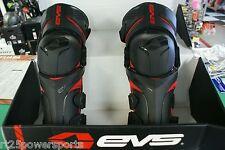EVS Epic  Knee/Shin Guard Pair S/M Small - Medium  MX ATV Offroad
