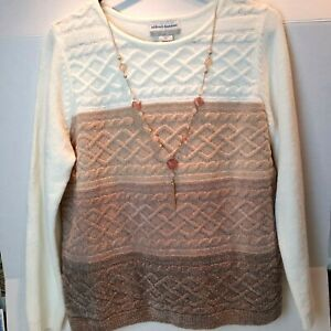 Alfred dunner Women's Sweater Size PL    #×