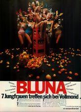 BLUNA-SPANIEN-1971-Reklame-Werbung-genuine Advert-La publicité-nl-Versandhandel