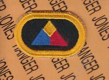 533rd Military Intelligence MI Bn LRSD Airborne Ranger para oval patch #2 f/e