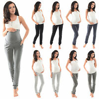 Purpless Maternity And Pregnancy Over/Under Bump Yoga Joggers Trousers 1307/1314