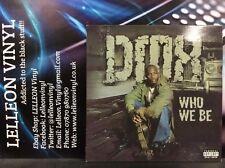 """DMX Who We Be 12"""" Single 588581 A/B Rap Hip Hop 2000's"""