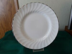 "Royal Tuscan Bone China, England ""Claridge"" Dinner Plates"