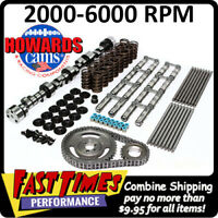 """HOWARD/'S 2500-6800 RPM BBC 294//301 570/""""//578/"""" 112° Cam Camshaft /& Lifters"""