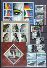 Gibraltar gestempelt  Jahrgang 2007 ohne MiNr. 1223 aus Markenheft