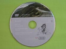 AUDI DVD NAVIGATION PLUS DEUTSCHLAND + EU VERSION 2013 RNS-E A3 A4 A6 TT R8 TOP