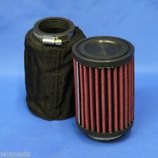 """NEW Air Filter Cleaner + FREE Outerwear 1.66"""" 43MM RU-0200 PE20 PE22"""