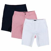 Tommy Hilfiger Womens Shorts 10 Inch Bermuda Stretch Fit New Nwt 0 2 4 6 8 10 12