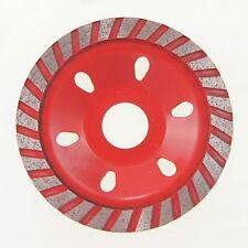 99035352 100mm 10.2cm Mola Del Diamante Disco Smerigliatrice Di Angolo In Marmo