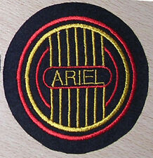 Clásico Ariel motocicletas patch/red hunter/square cuatro