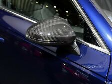 *GENUINE CF* Audi A4 & S4 2016 B9 up Carbon Fibre Full replacement Covers *UK*