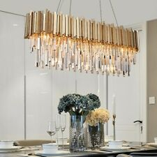PostModern  Crystal Chandelier Lighting Fixture Luxury Contemporary Chandeliers