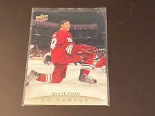 2011-12 Upper Deck Canvas #C64 Shane Doan