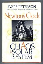 Newton's Clock: Chaos in the Solar System by Ivars Peterson - Freeman Hardcover