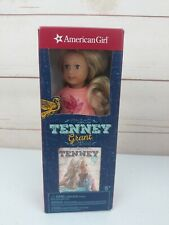 "American Girl Tenney Grant MINI 6"" Doll and MINI Book  Brand New In Box  Retired"