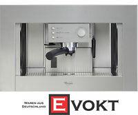 WHIRLPOOL coffee automat built-in coffee machine espresso machine semi-automatic