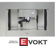Whirlpool ACE 010 IX Built In Coffee Machine Stainless Steel 1100W Genuine NEW