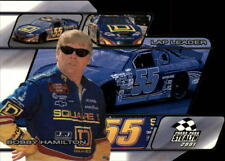 Fast Deliver 2002 Press Pass Premium #10 Bobby Hamilton Auto Racing Cards