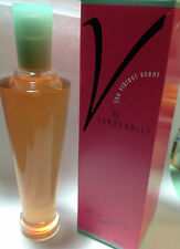 V BY GLORIA VANDERBILT PERFUME 3.4 OZ EDT SPRAY NEW IN BOX.