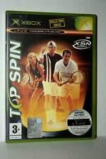 TOP SPIN GIOCO USATO XBOX EDIZIONE ITALIANA PAL CC4 42011