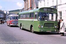 Crosville MCA613P Lampeter 07/76 Bus Photo