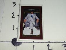 Alonzo Mourning 2012 GOODWIN CHAMPIONS #41 Magician Mini SP/12 HEAT - Georgetown