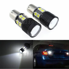 2pcs 10W 1156 Bright White Cree R5 LED Bulbs For Backup Reverse Tail Light Bulbs