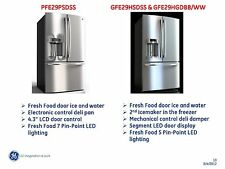 Repair Manual: GE Refrigerator (Your Choice of 1 manual, see below in listing)
