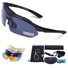 Sport Sunglasses - Carfia Outdoor Sports Sunglasses UV400 Polarized Ski Goggl...