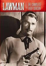 Lawman: Season 1 DVD, Peter Brown, John Russell,