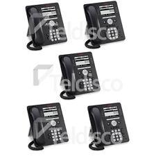 Avaya bundle: 5 x Avaya 9608 IP Telephone