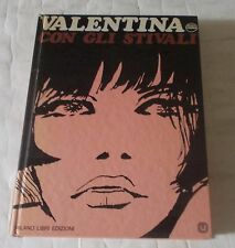 CREPAX: VALENTINA CON GLI STIVALI (1° ed. Milano libri 1970)