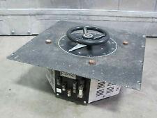 Superior Powerstat 1256d Variable Transformer 78 Kva 28a Input 240v Out 0 280v