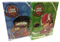 11 Dvd x 2 Box Cofanetti GIGI LA TROTTOLA ~ DASH KAPPEI serie completa new 1980