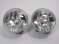 FORD Escape Mustang GMC Yukon Tahoe FOG LIGHTS LAMPS PAIR & NEW BULBS Fits Many