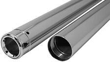 Dew Mfg 39mm Hard Chrome Fork Tubes - T1348HC