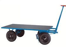 BEG 548 Plattformwagen Handwagen Pritschenwagen 1000 kg, 2000x1000 mm VOGU-Räder