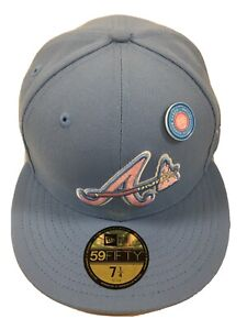 Atlanta Braves Hat Club Exclusive Cotton Candy New Era 59fifty