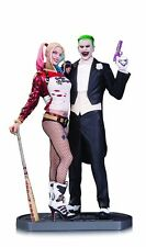 DC Collectibles Suicide Squad Movie The Joker and Harley Quinn Statue