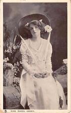 Miss L Le Ques Ne, 14 Elisabeth Lane, St Helier's, Jersey 1905  - Milly   qp1437