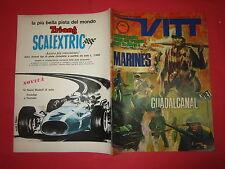 SETTIMANALE VITT N°27-LUGLIO 1969  INSERTO VITT AVVENTURA N°27 MARINES C.CASELLI