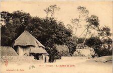 CPA  Morlaix - Le Maison de paille   (457850)