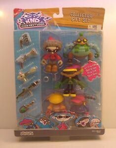 Codename Kids next door Rare  collector gift set