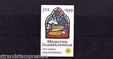Sweden - 1999 Christmas Booklet - U/M - SG 2070-1 x 5