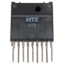 Nte Electronics Nte7046 Ic - Hybrid Switching Regulator 9-Lead Sip