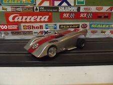 AJS INDY FLYER 1:32 SILVER / RED #68 INDY RACER SLOT CAR VINTAGE, RARE!